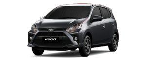 Toyota Wigo màu xám (1G3)