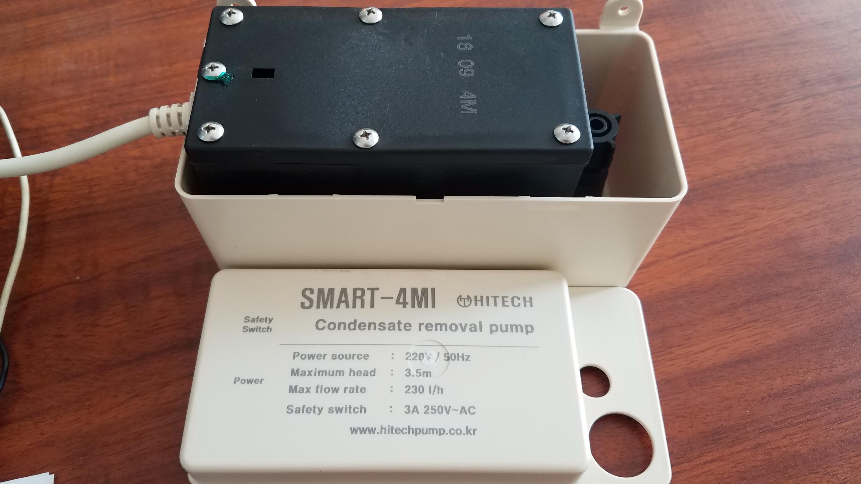 Máy bơm nước ngưng SMART -4MI