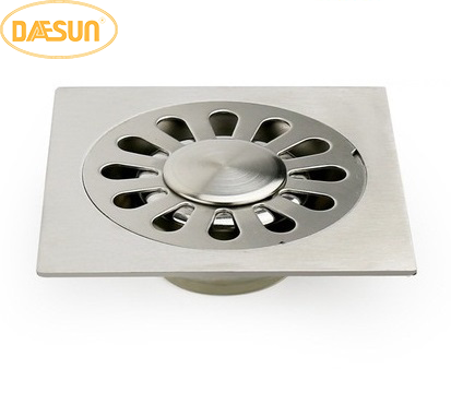 Thoát sàn ngăn mùi DAESUN - DS 511 ( 100 x 100 )