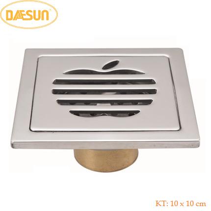 Thoát sàn ngăn mùi DAESUN- DS 514 ( 100mm x 100mm)
