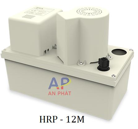 Máy bơm nước ngưng điều hòa HRP-12M ( đẩy cao 12 mét)