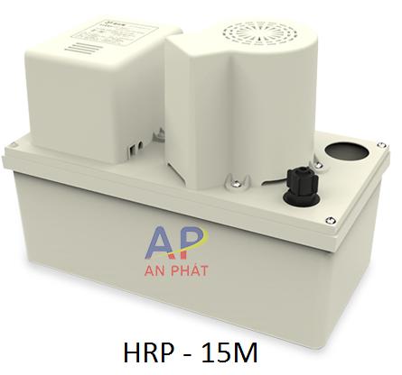 Máy bơm nước ngưng điều hòa HRP-15M ( đẩy cao 15 mét)
