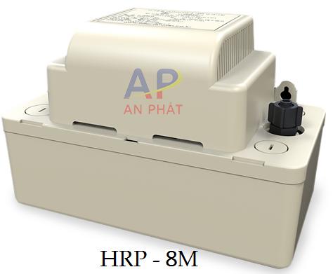 Máy bơm nước ngưng điều hòa HRP-8M (đẩy cao 8 mét)