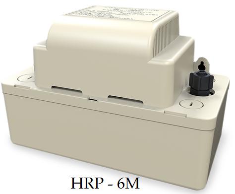 Máy bơm nước ngưng điều hòa HRP-6M ( đẩy cao 6 mét)