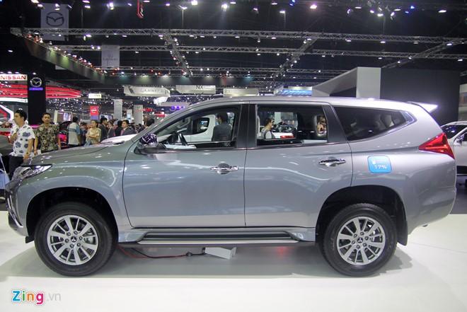 Mitsubishi Pajero Sport 2016 gia tu 733 trieu tai Thai Lan hinh anh 3