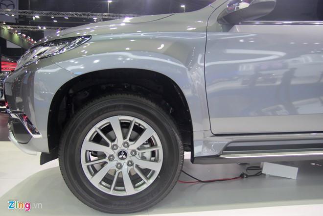 Mitsubishi Pajero Sport 2016 gia tu 733 trieu tai Thai Lan hinh anh 9