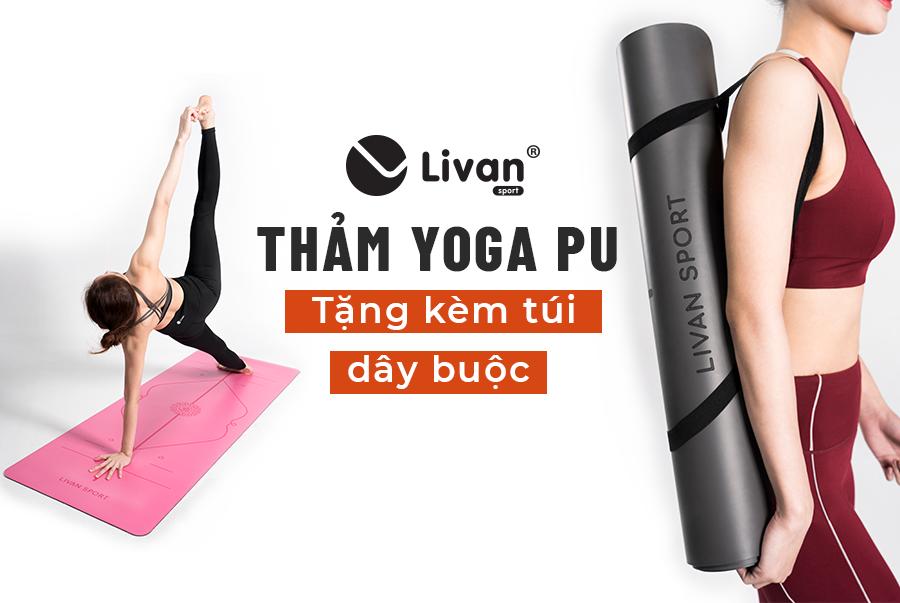 Thảm tập Yoga PU LV20215003