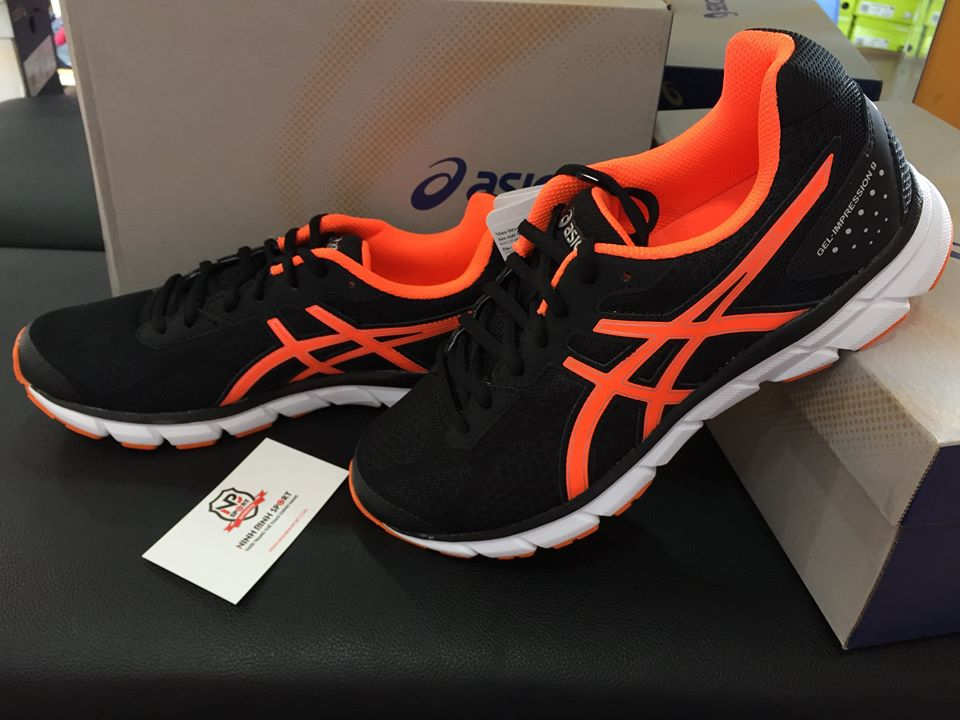Giầy thể thao nam Asics Gel-Impression 9 T6F1N-9030