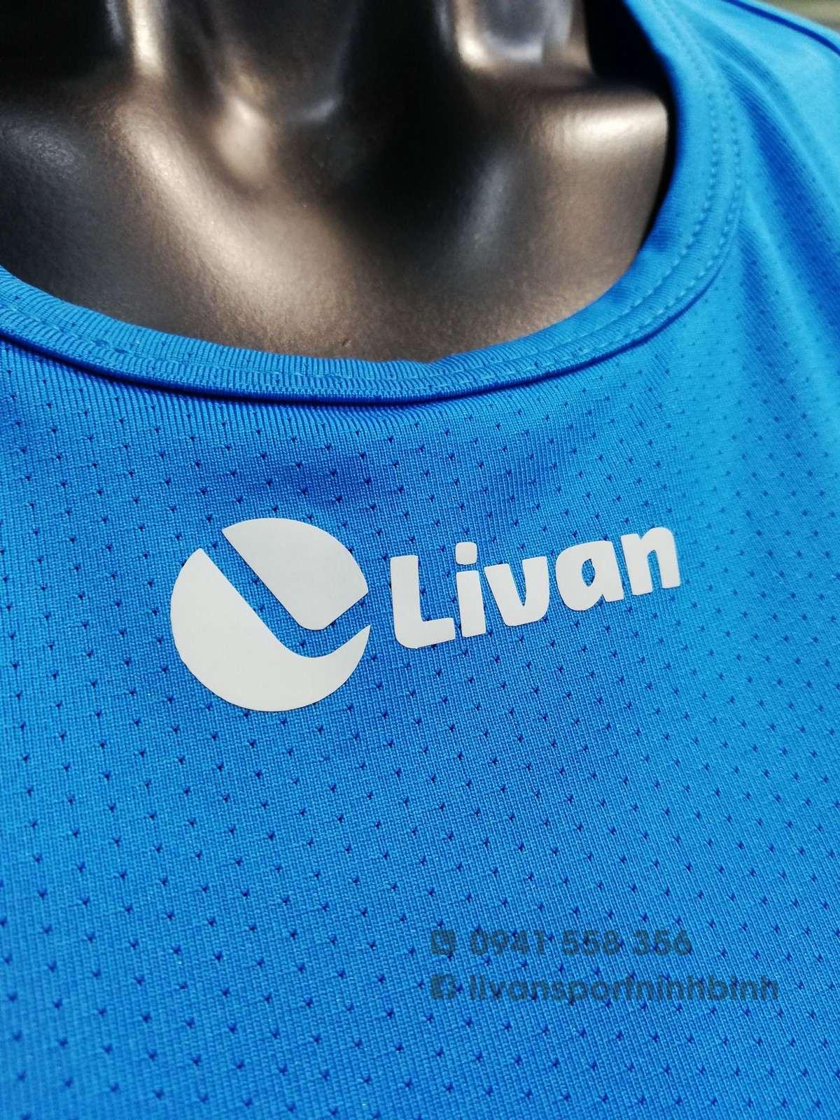 Áo lưới màu xanh dương 211013