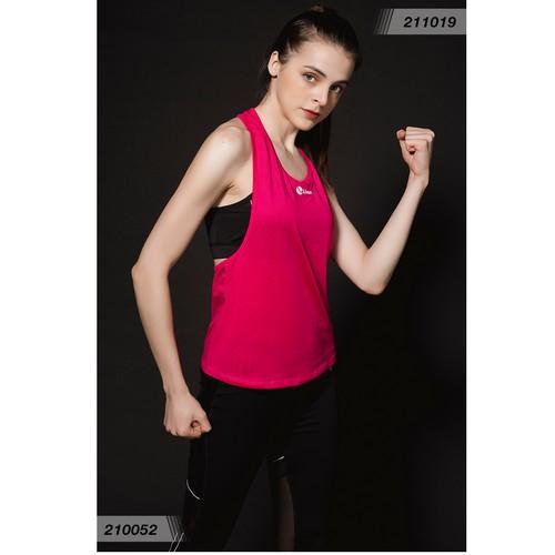 Áo lưới tanktop màu hồng 211019
