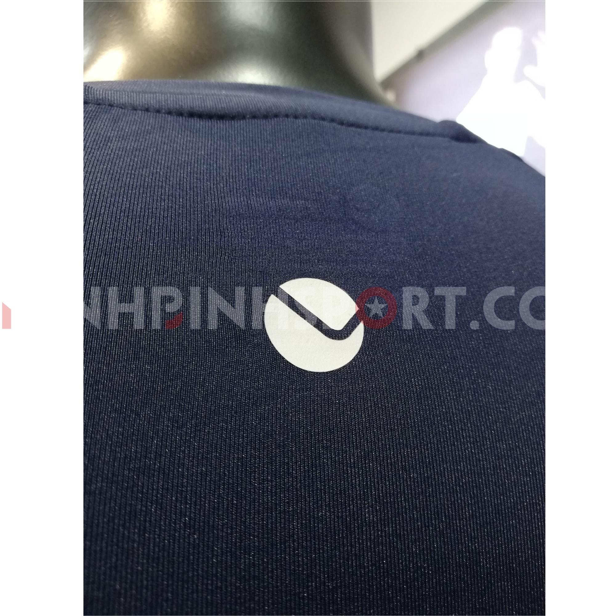 Áo T shirt nam ATHL màu xanh than 221049