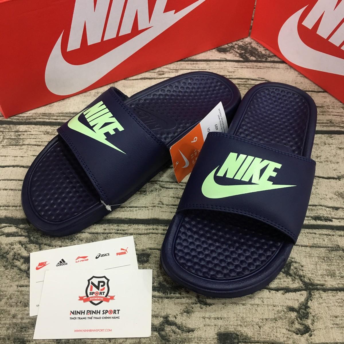 Dép Sportswear Nike Benassi Nam 343880-407