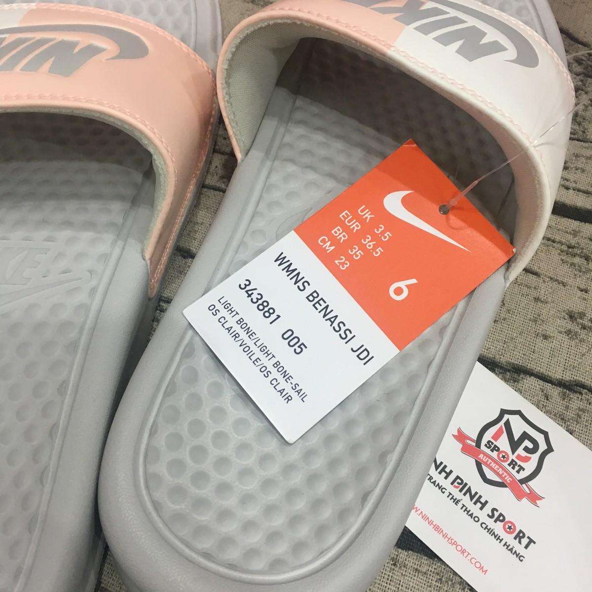 Dép Nike Nữ 343881-005
