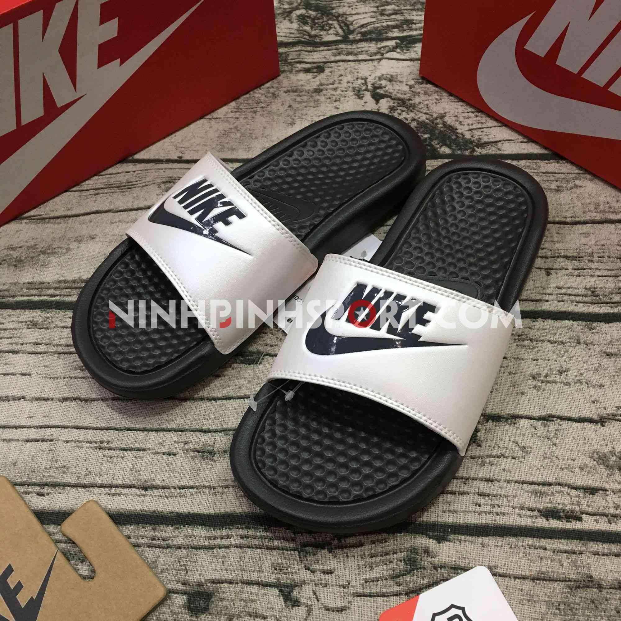 Dép thể thao nữ Nike Benassi JDI Women 343881-009