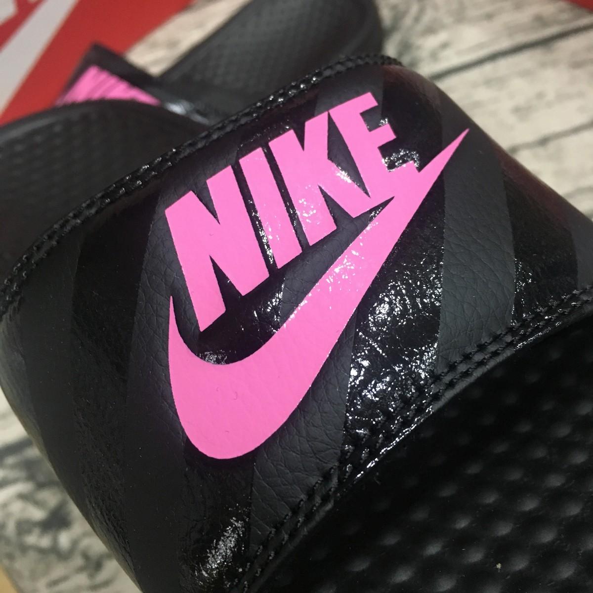 Dép thể thao nữ Nike Benassi Jdi 343881-061