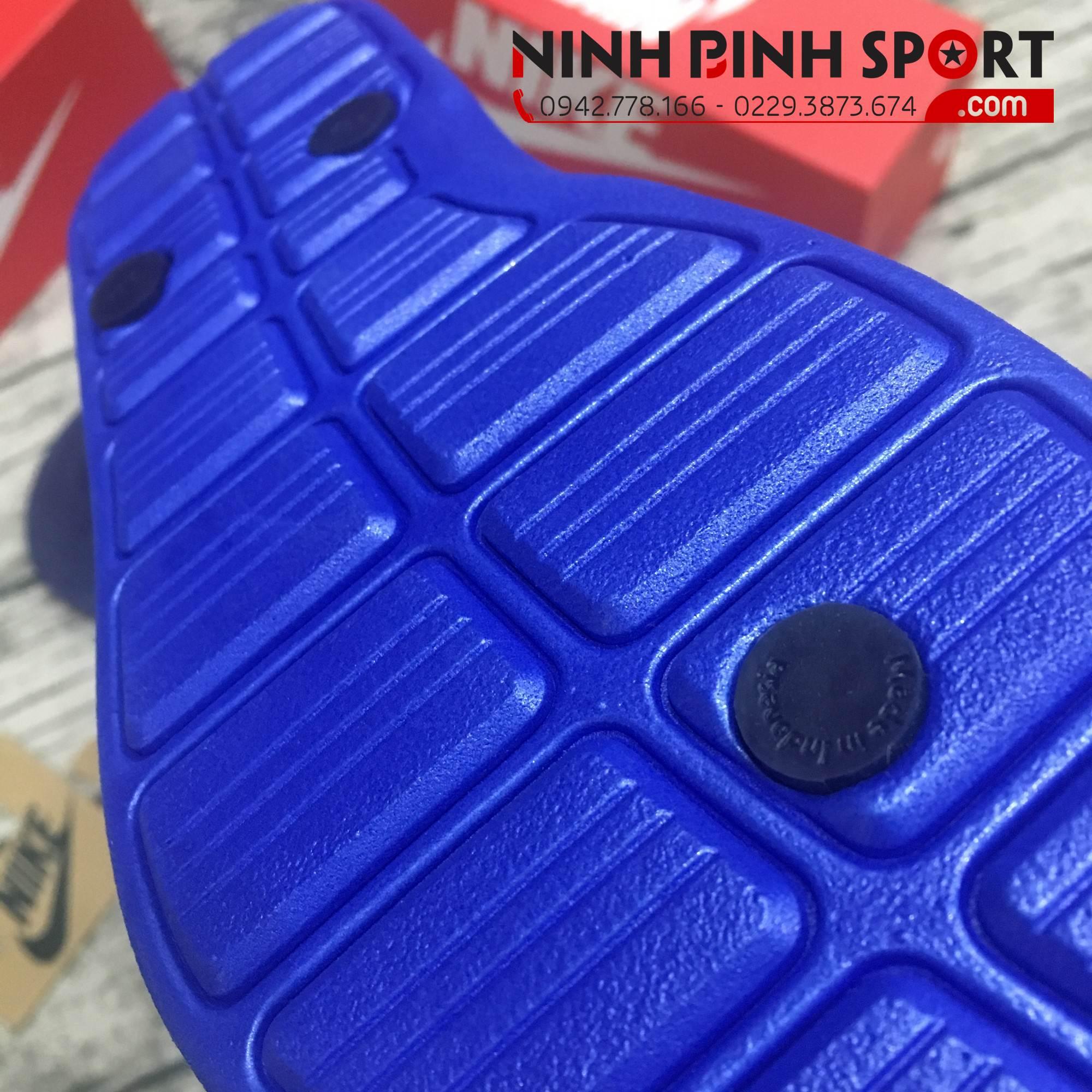 Tông thể thao NIKE Solarsoft Thong 2 Midnight Navy/Racer Blue 488160-444