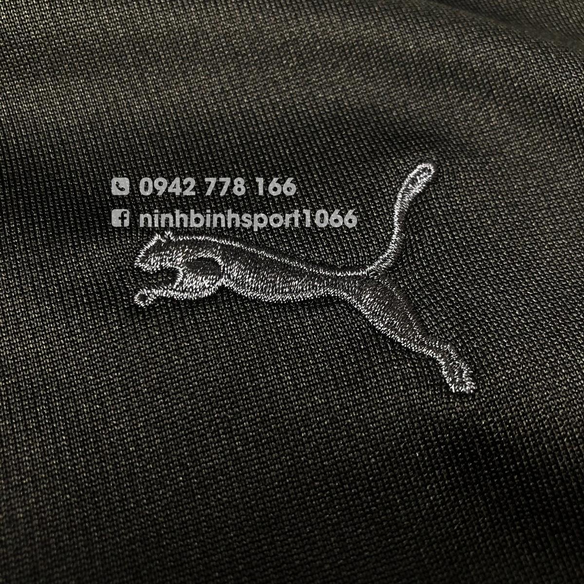 Áo khoác thể thao nam Puma Track Top Jersey Jacket 516506-01