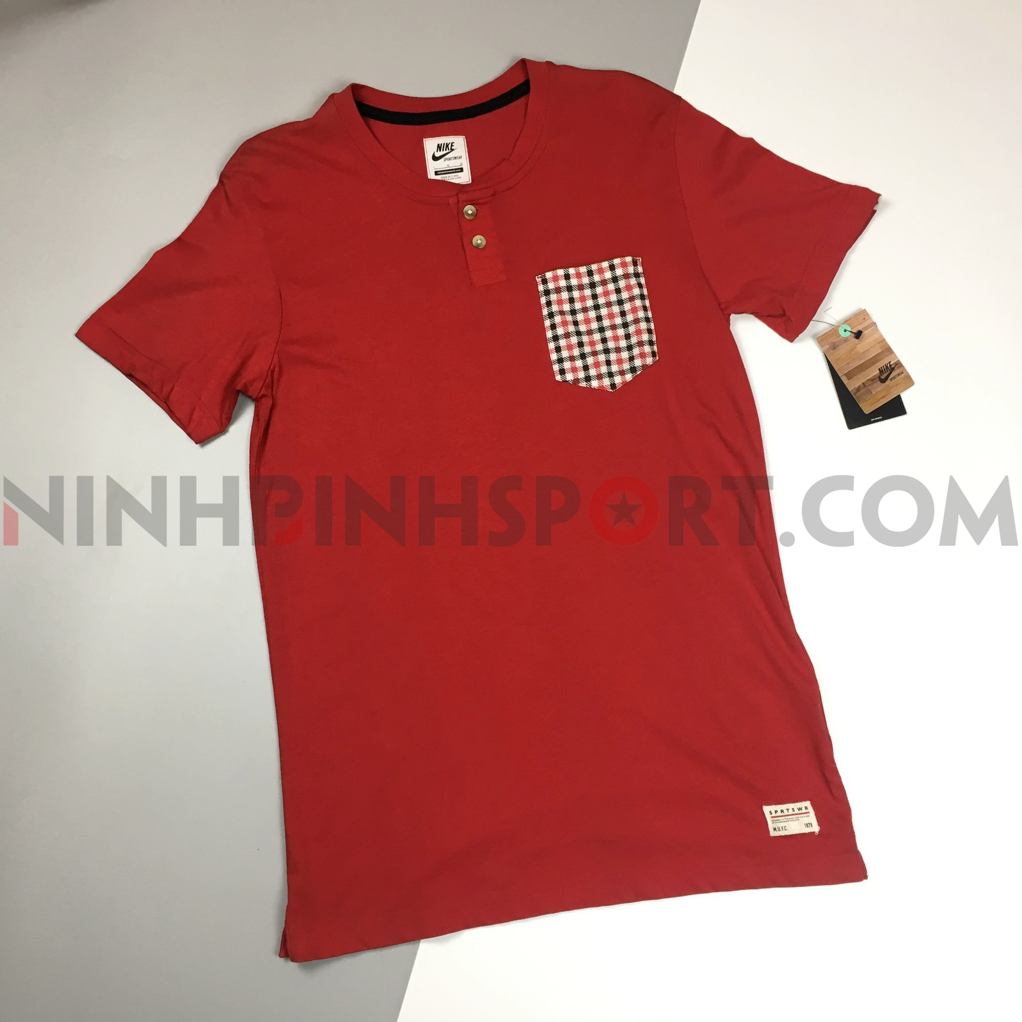 Áo thể thao nam Nike AS  FC PKT TOP Cek 535515-604