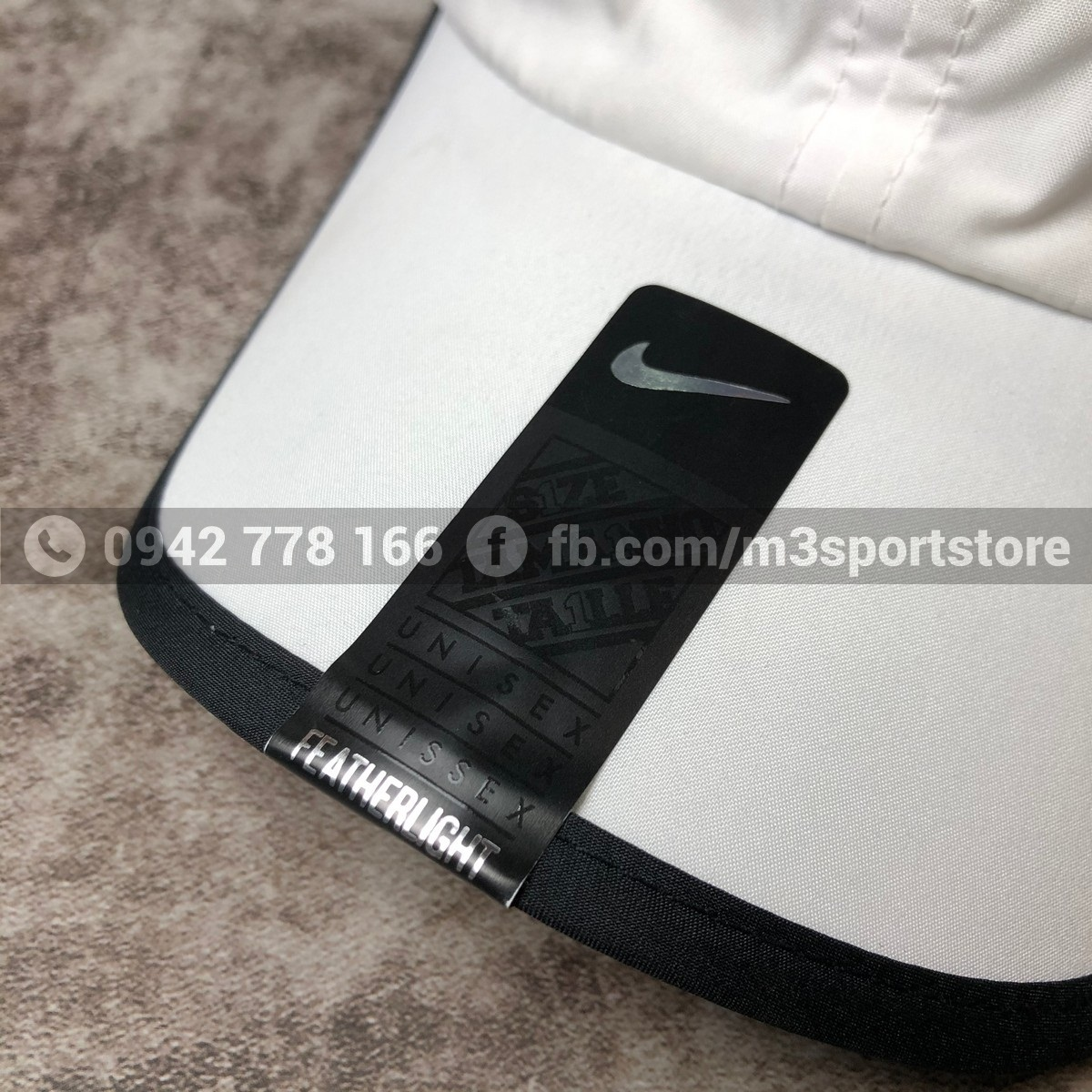 Mũ thể thao Nike Feather Light Cap 595510