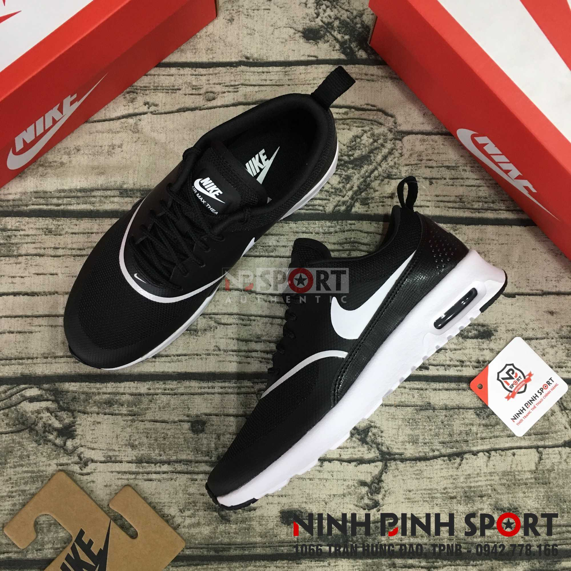 Giầy thể thao nữ Nike Wmns Air Max Thea 599409-028