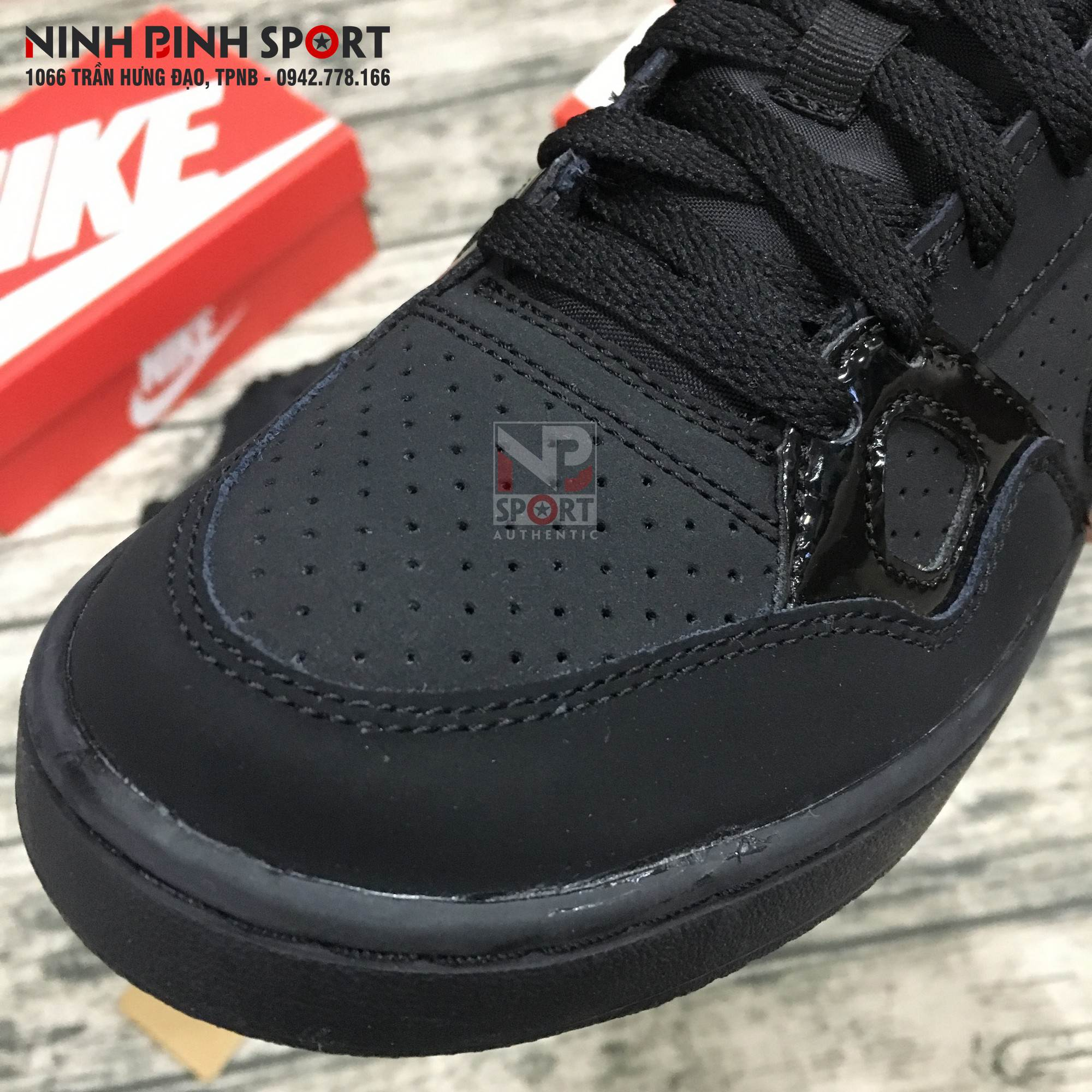 Giày thể thao nam Nike Son Of Force616775-005