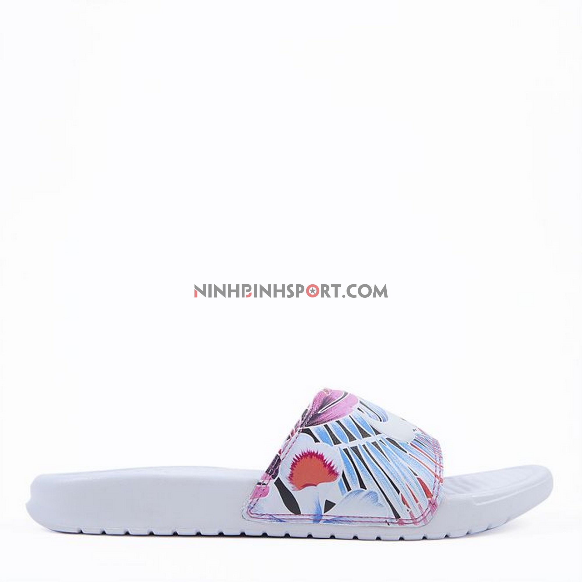 Dép thể thao nữ Nike Benassi JDI Floral 618919-113