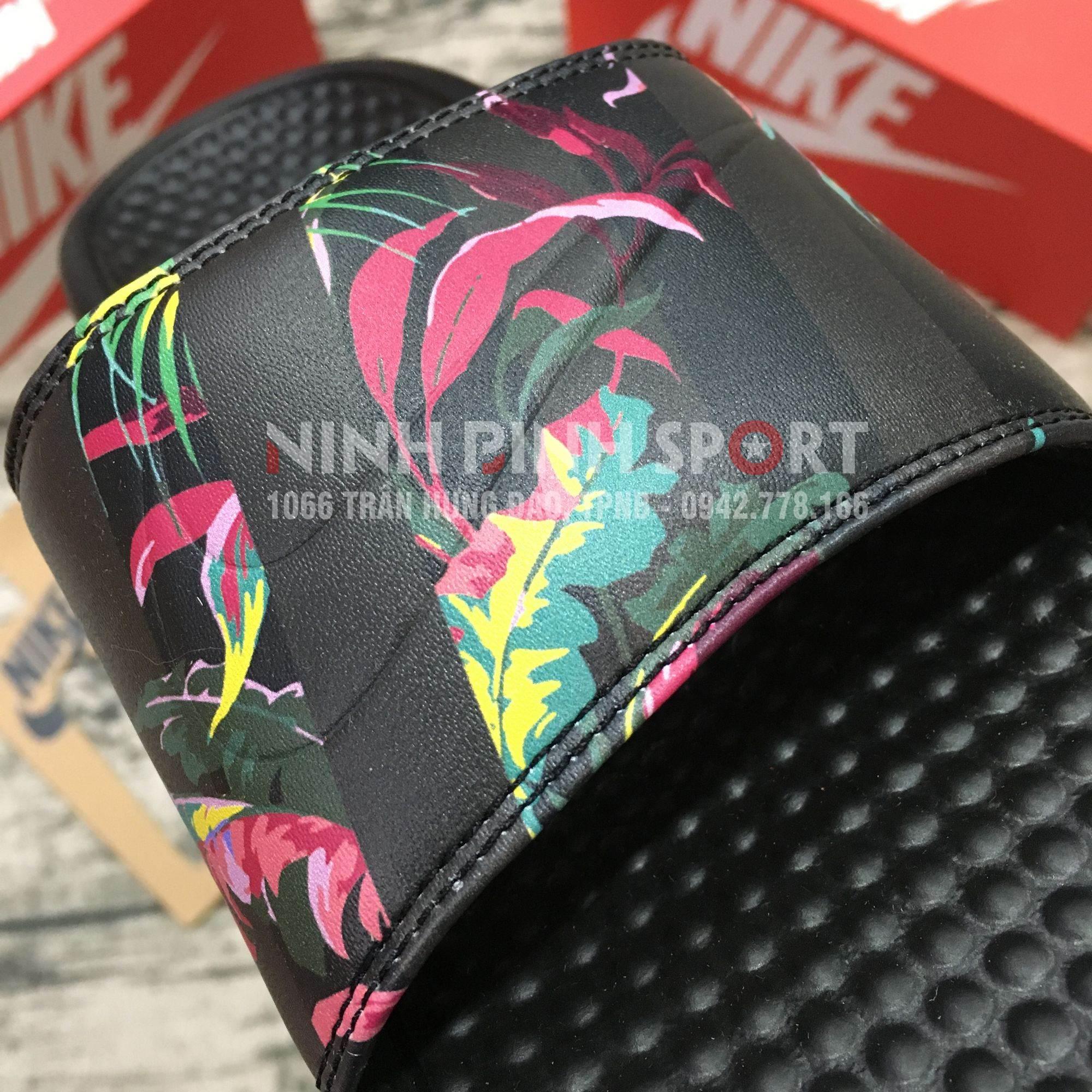 Dép thể thao nam Nike Benassi JDI Printed 631261-023