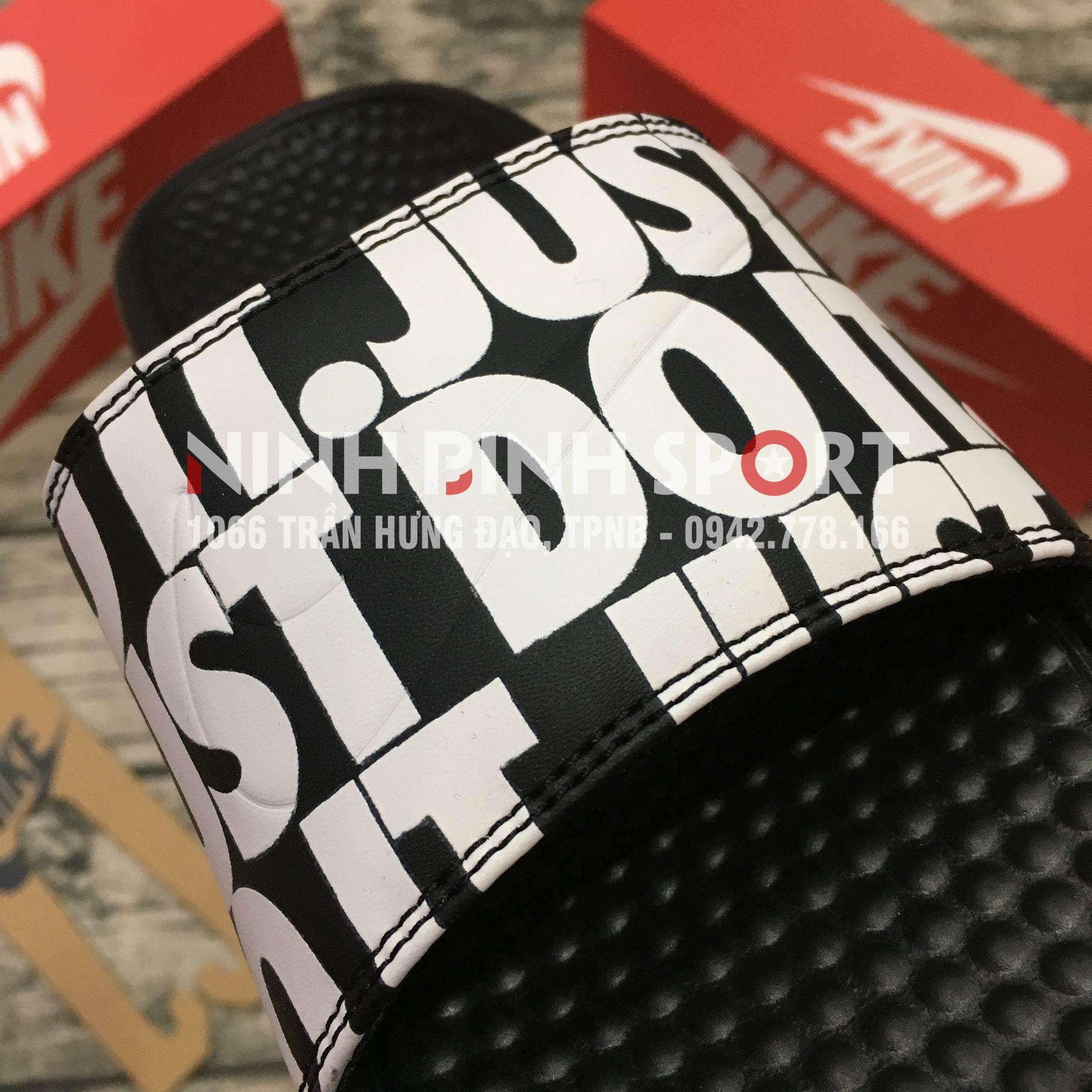 Dép thể thao nam Nike Benassi JDI Printed 631261-024