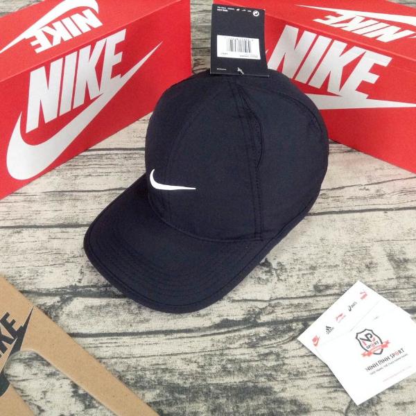 Mũ Tennis Nike Feather Light 679421-010