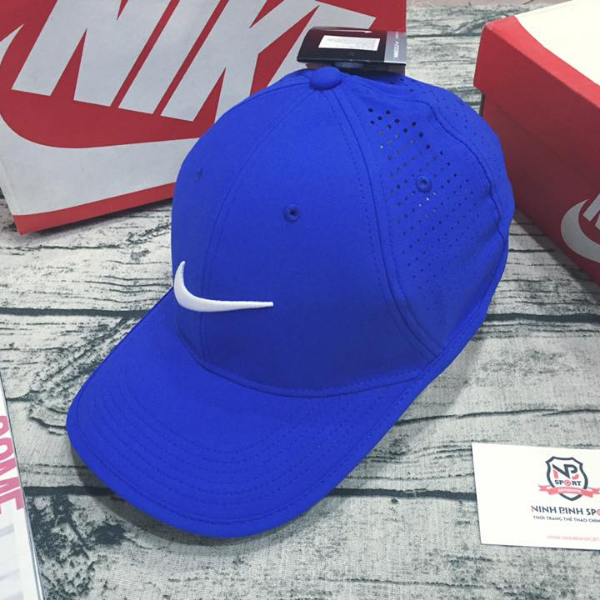 4d5879a14e300 Nike Ultralight Tour Perforated Cap 727034-480 Blue