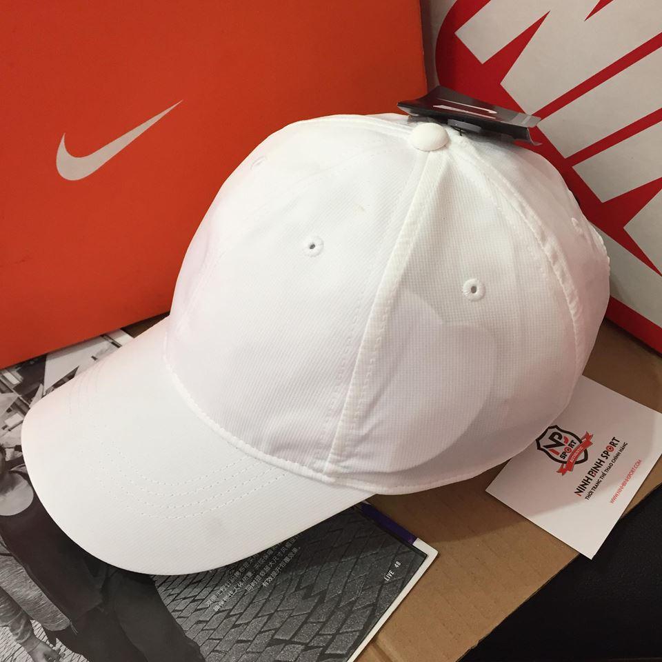 Mũ Nike Legacy 91 Custom Tech Blank Cap 727043-100 ef34eda007fc
