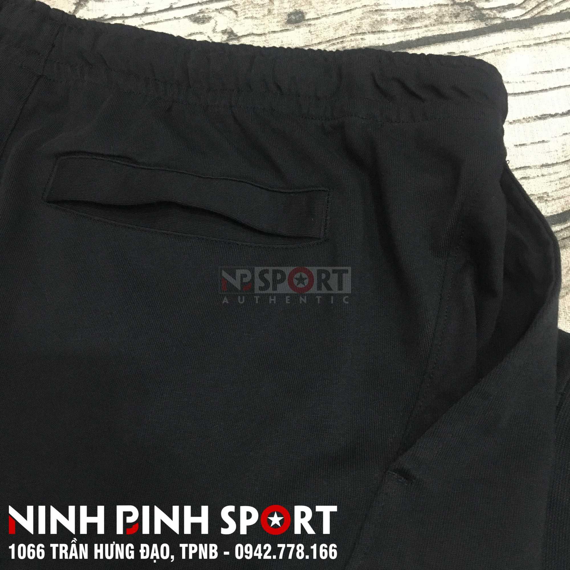 Quần dài thể thao nam Nike AS Club Jogger Jersey 804462-010