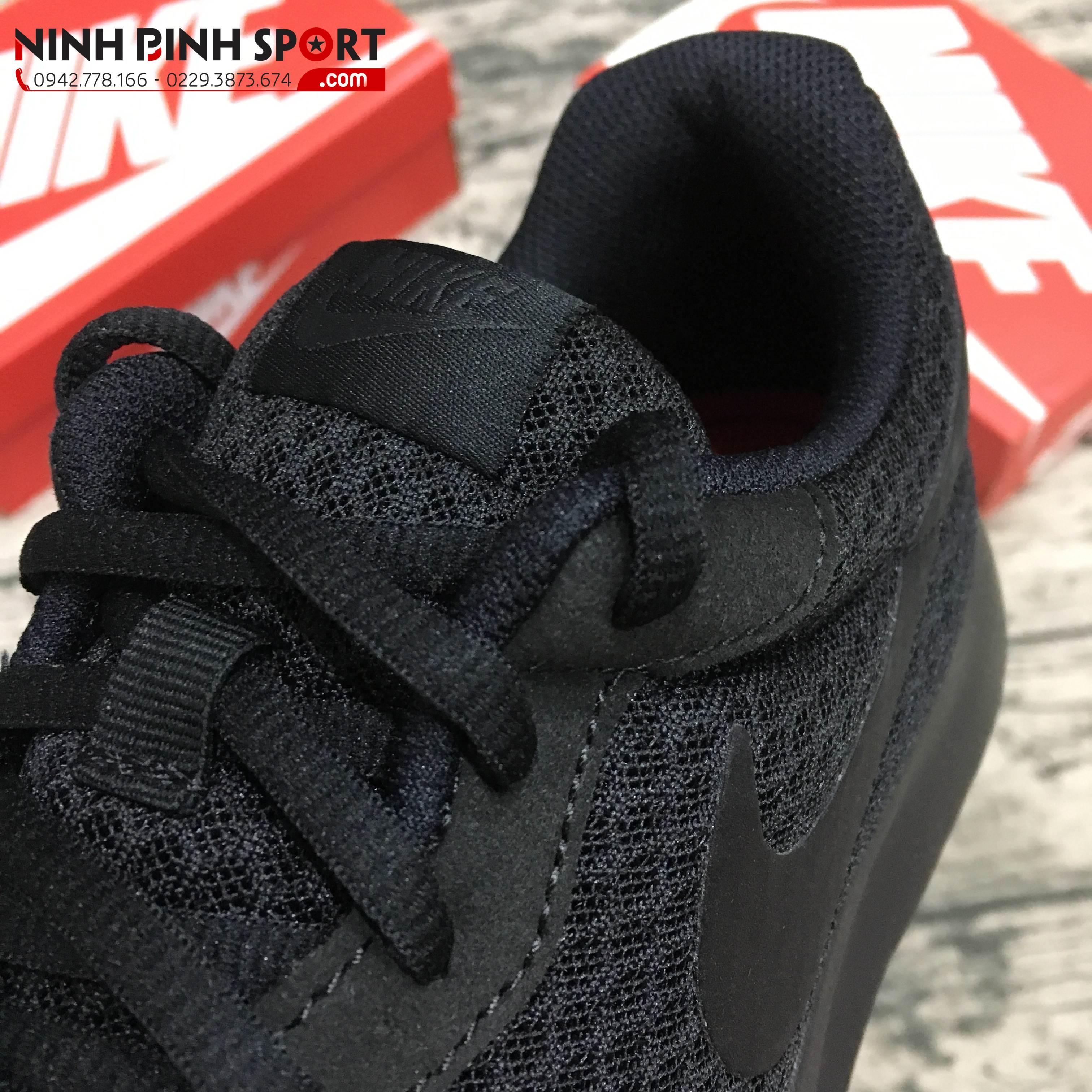 Giày thể thao nam Nike Tanjun Running Shoes Blac 812654-001