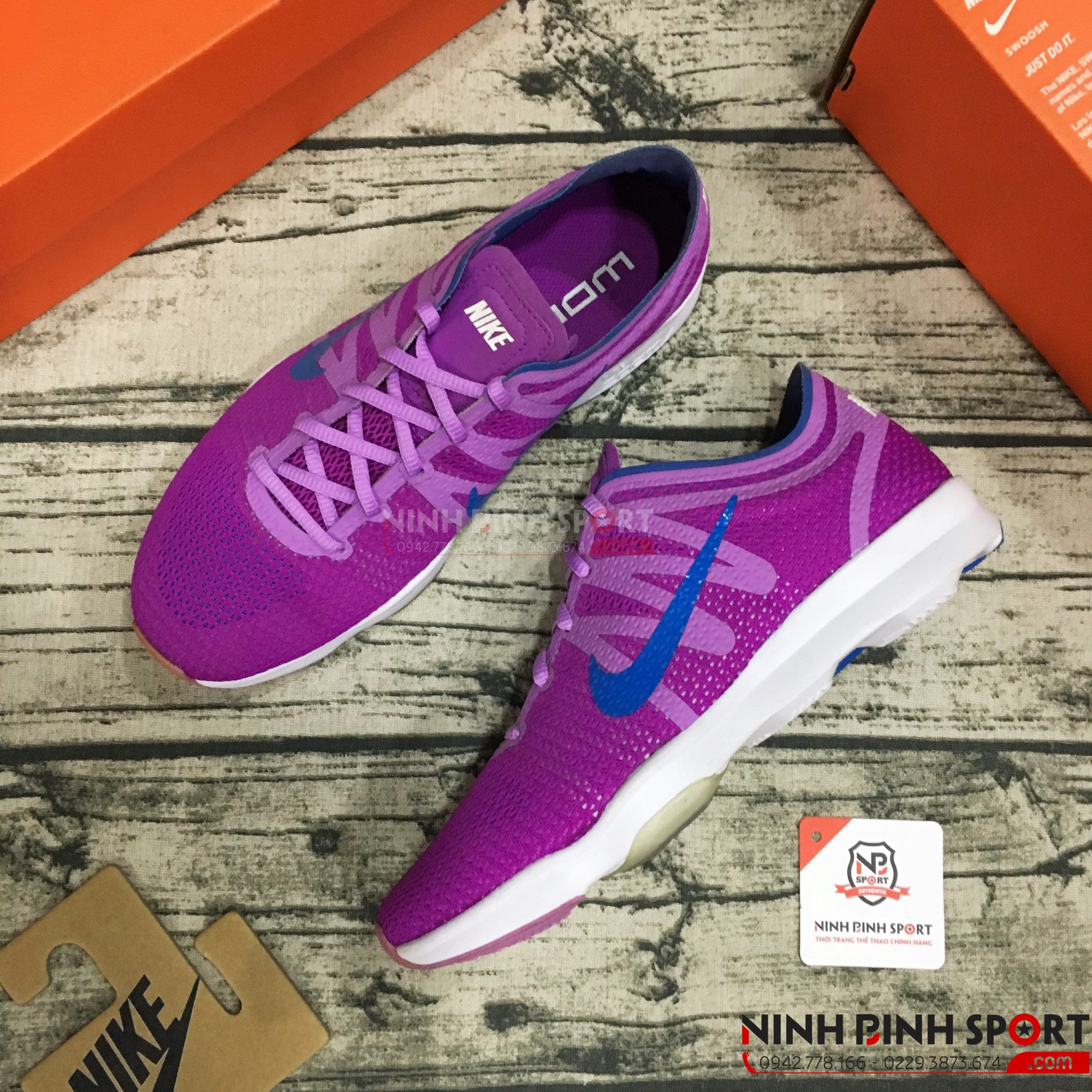 Wmns Nike Air Zoom Fit 2 819672-500