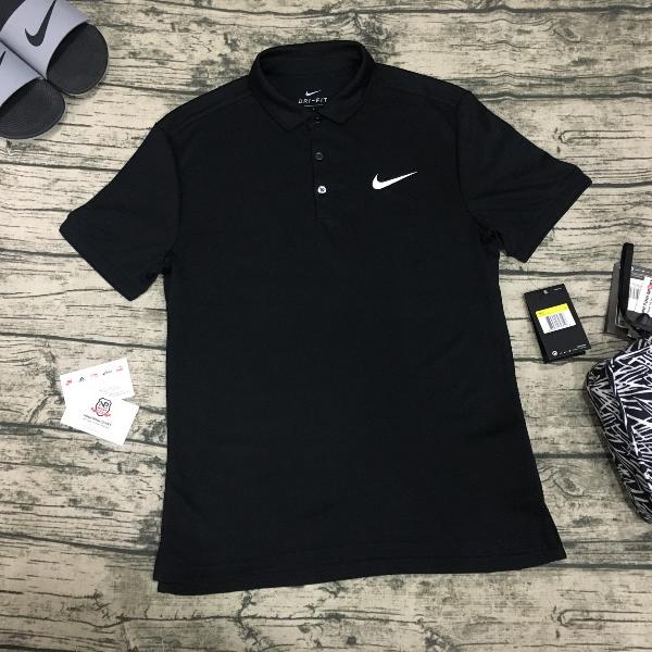 Áo thể thao nam Nike Coat Dry Polo Team 830850-015