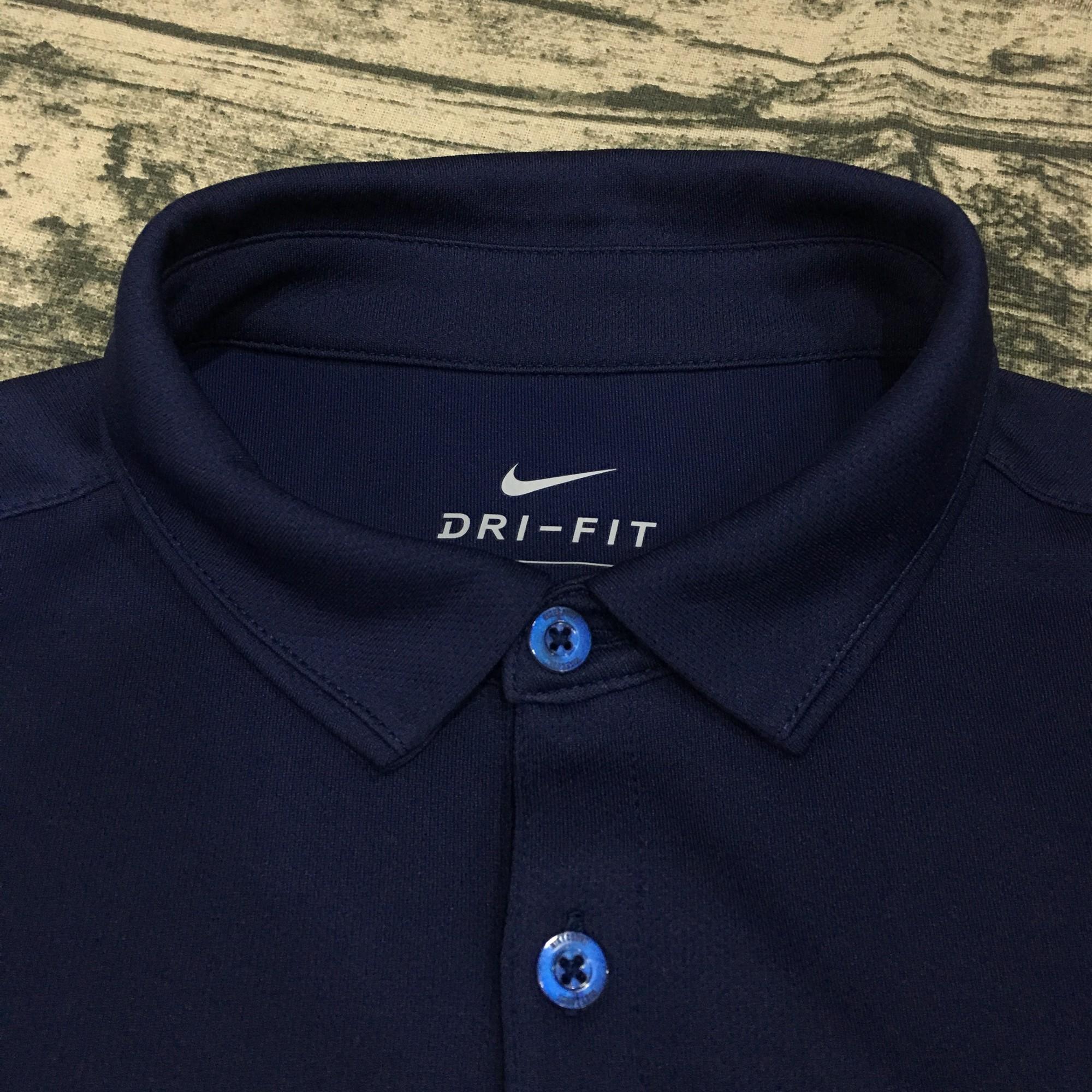 Áo Nike Coat Dry Polo Team 830850-411