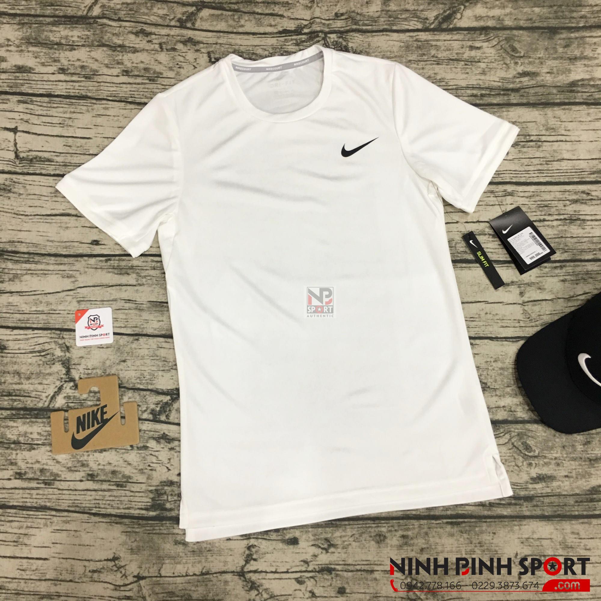 Áo Tennis Nike AS M NKCT DRY TOP TEAM 830928-103
