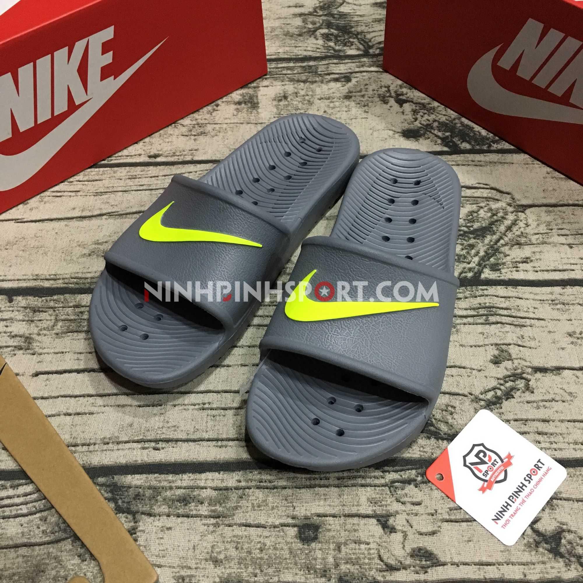 Dép thể thao nam Nike Kawa Shower 832528-003