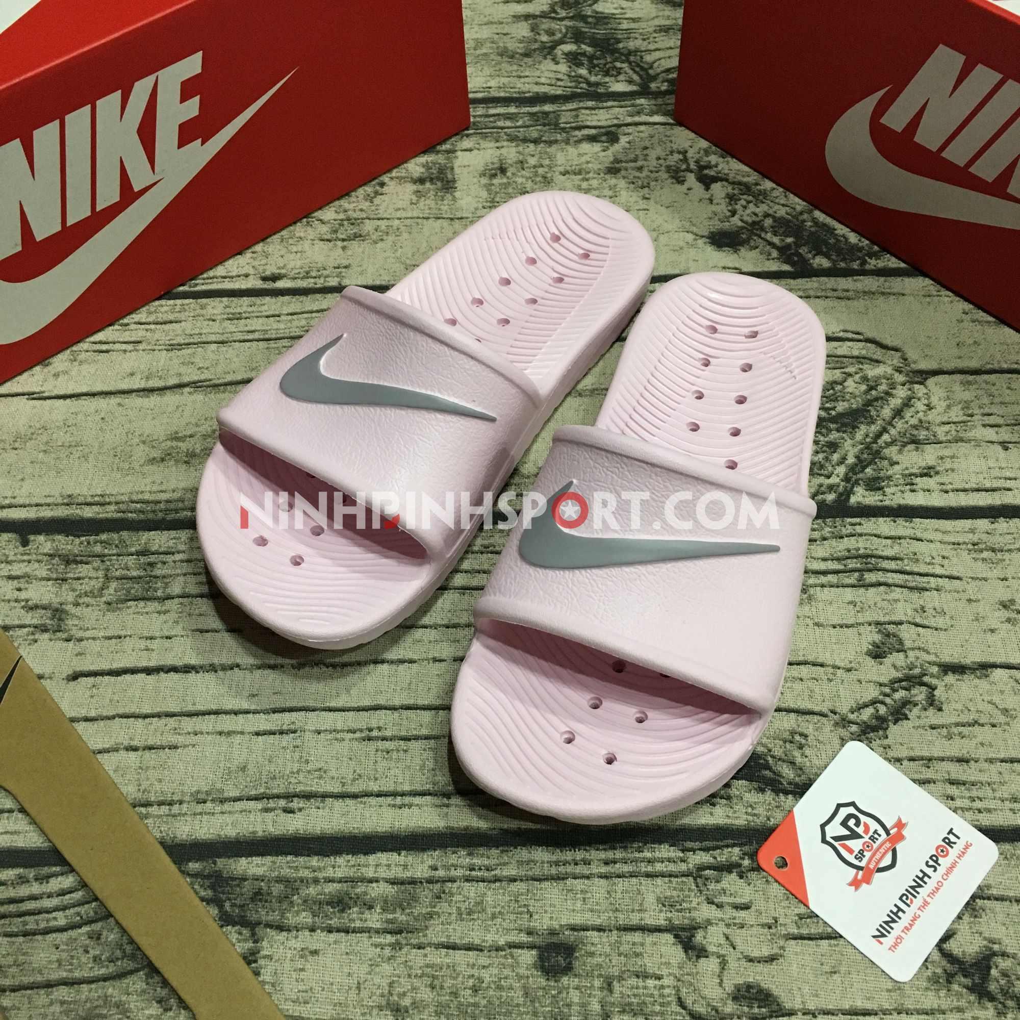 Dép thể thao nữ Nike Kawa Shower 832655-601