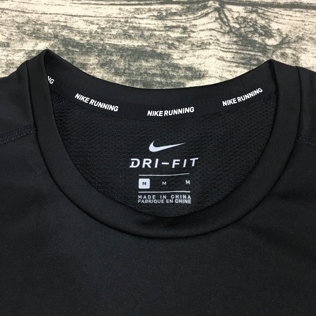 Áo Running Nike Dry Miler Top SS Nam 833592-010