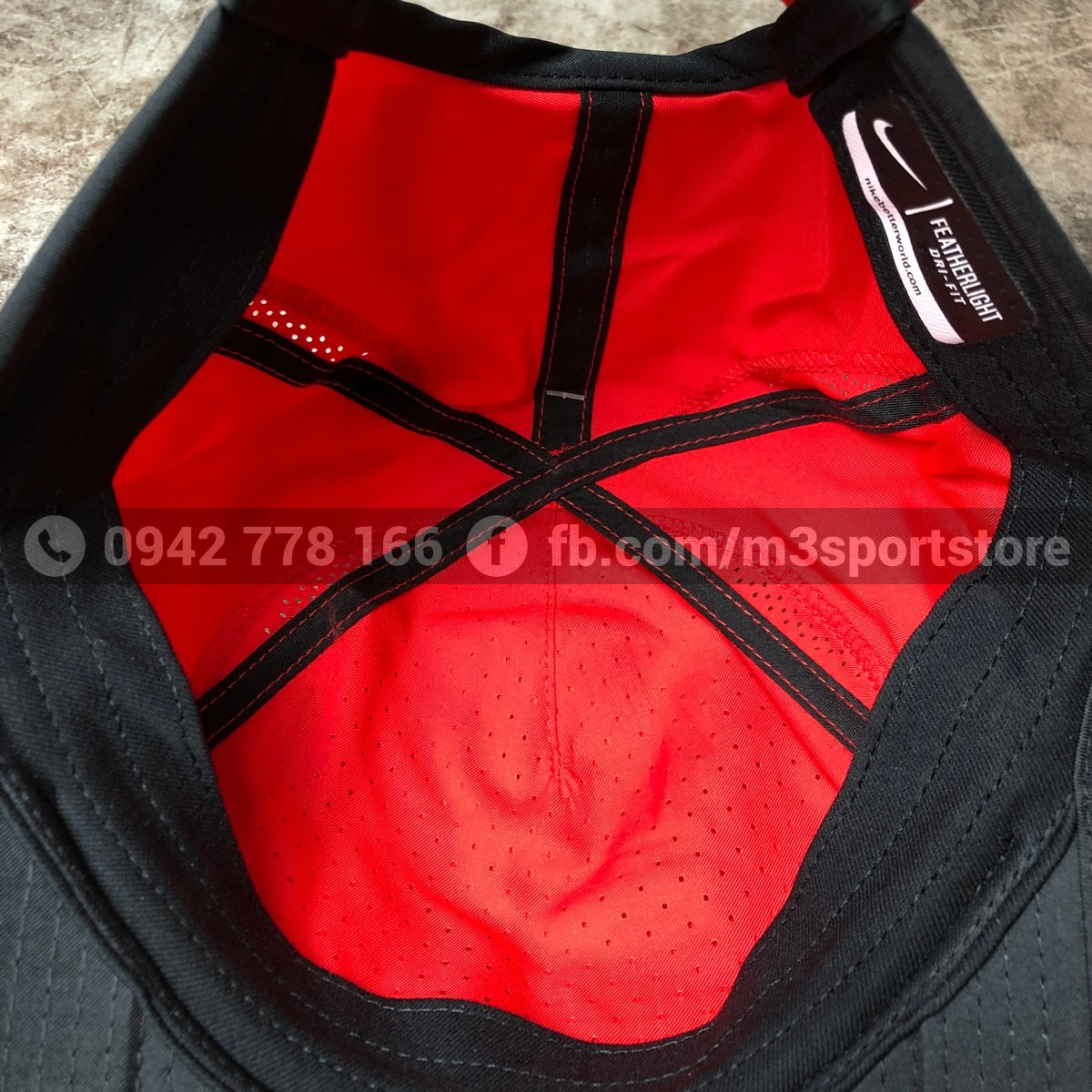 Mũ thể thao Nike Rafael Nadal Rafa Bull Cap Hat Dri-fit 835535