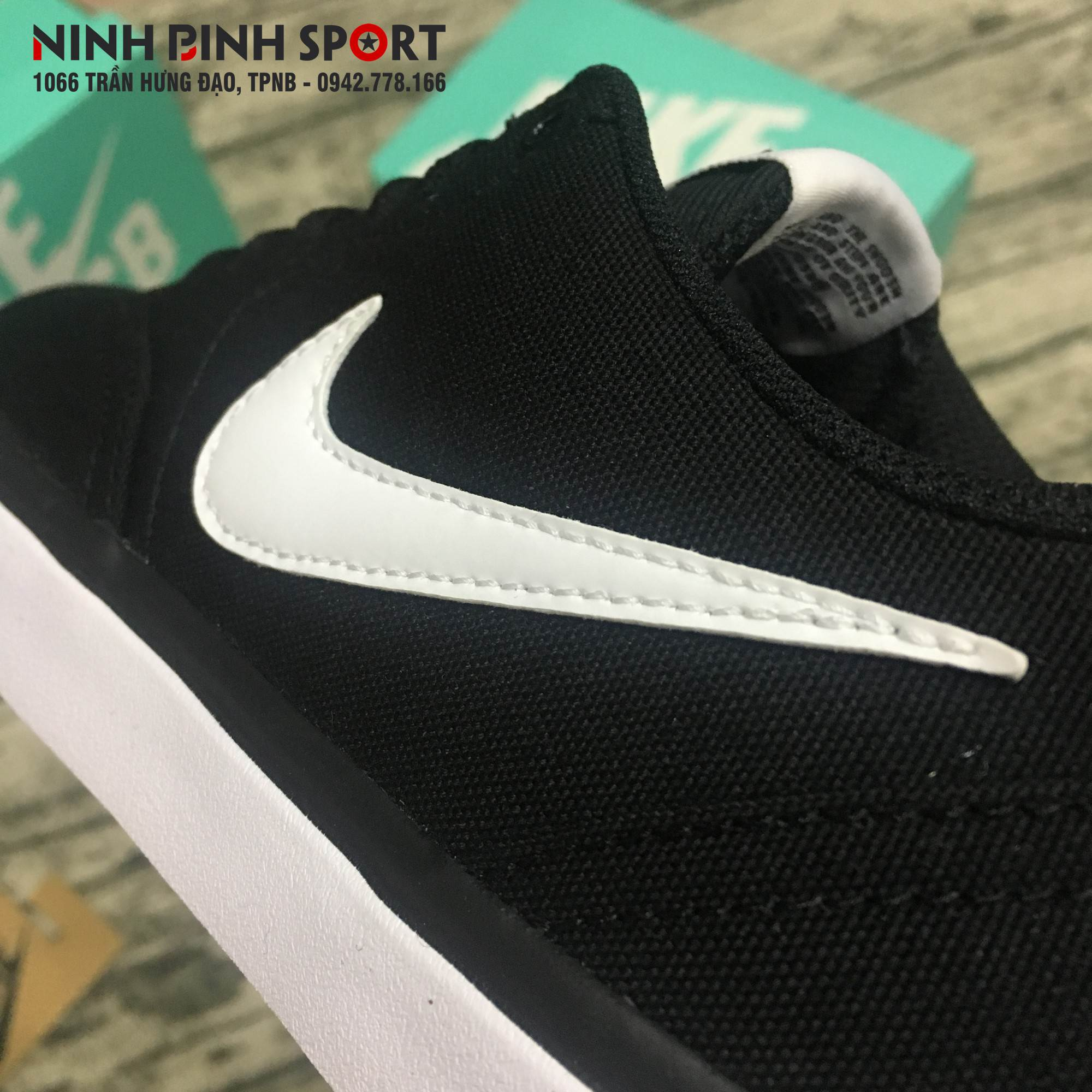 Giầy thể thao nam Nike SB Check 843896-001
