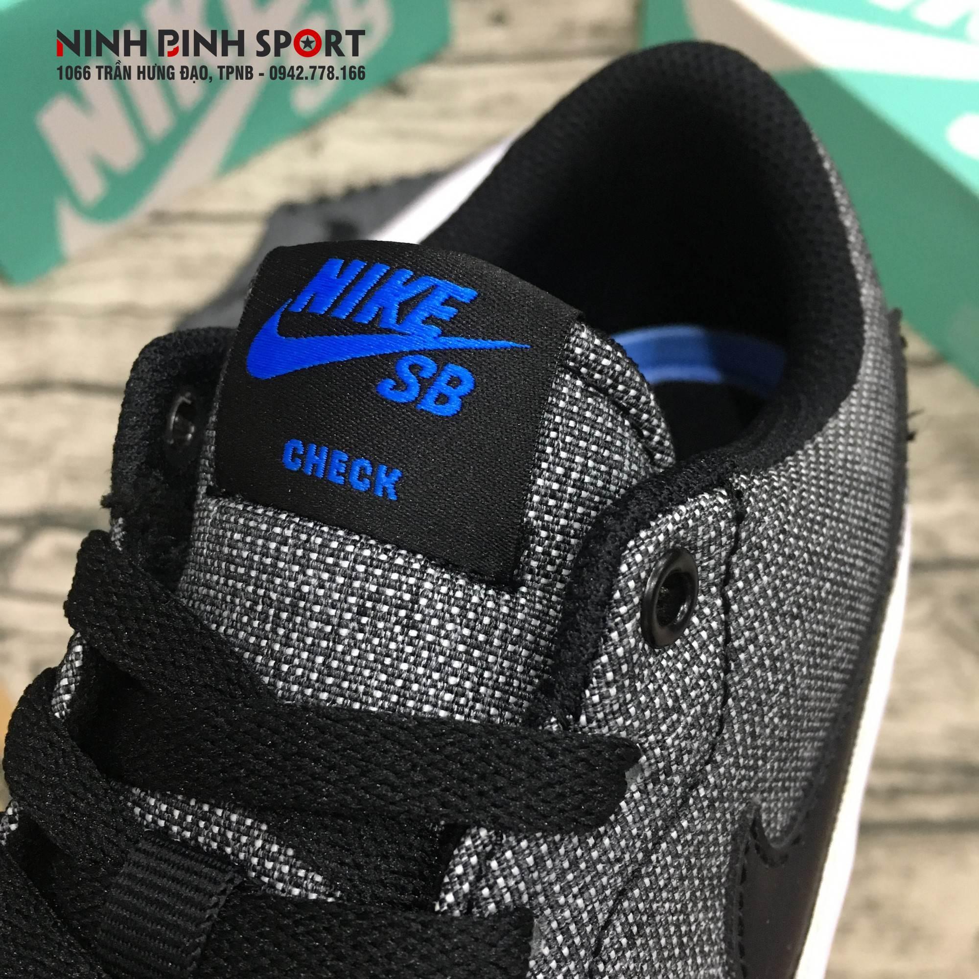 Giày thể thao nam Nike SB Check 843896-004
