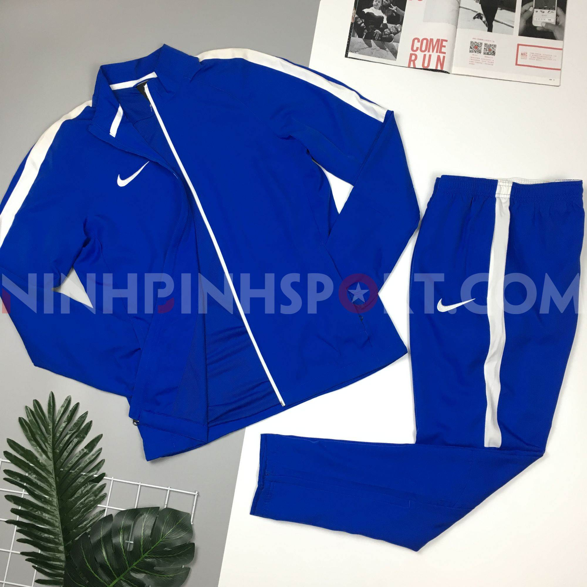Bộ thể thao nam Nike Dry Academy Football 844330-480