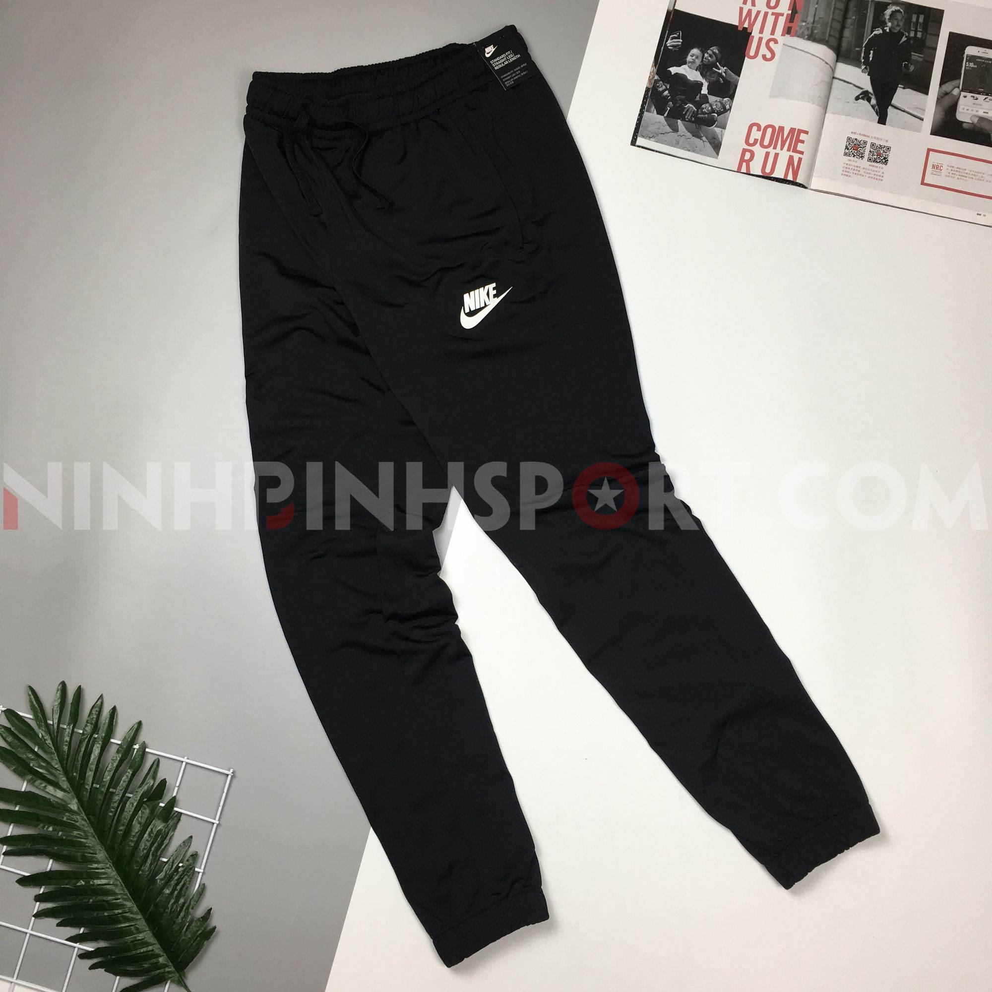 Quần thể thao nam Nike As Tracksuit Basic 861781-010Q