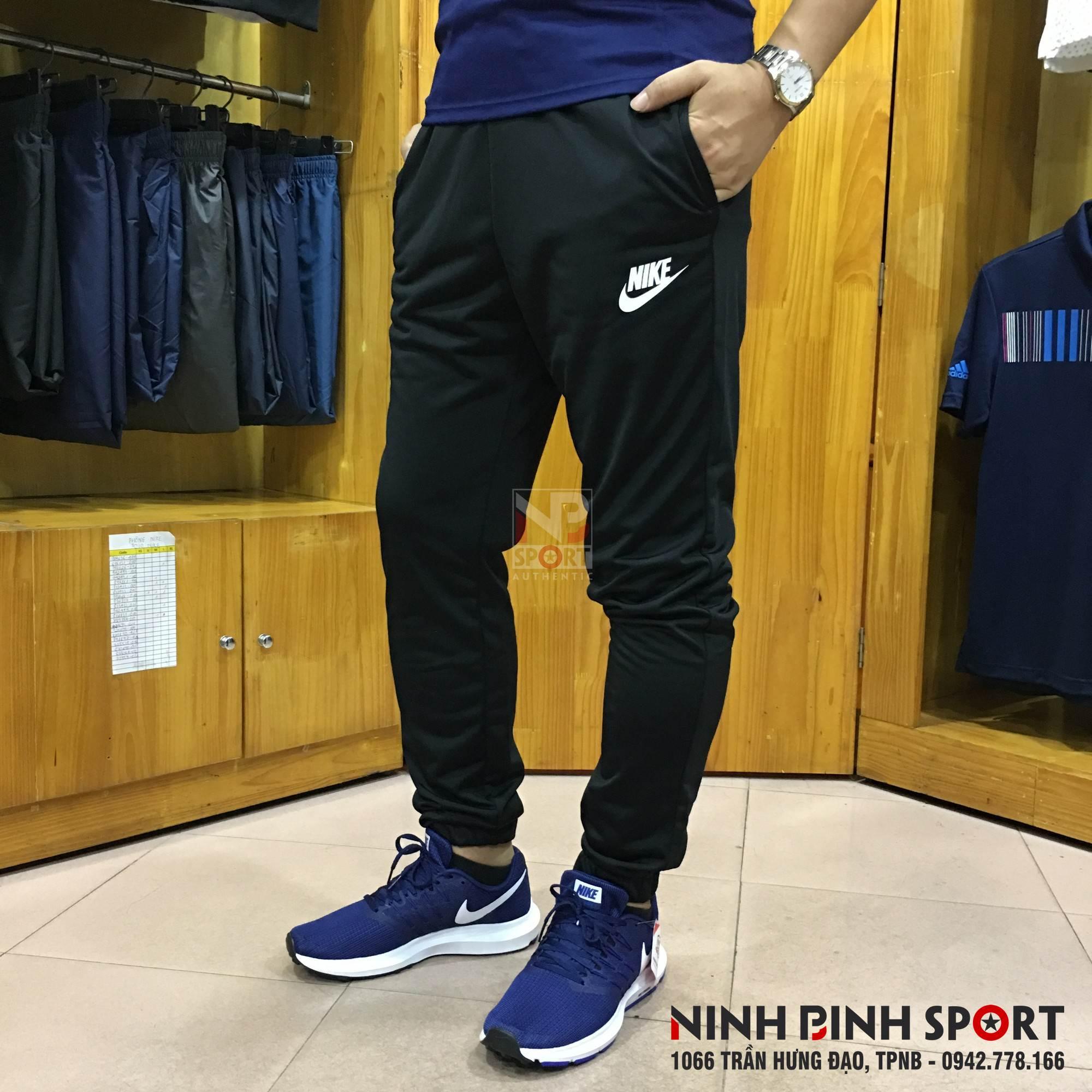 Quần thể thao nam Nike As Tracksuit Basic 861781-010