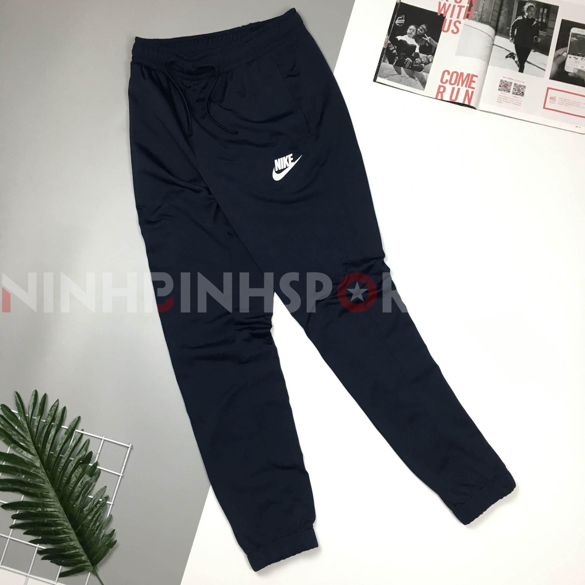 Quần thể thao nam Nike As Tracksuit Basic 861781-451Q