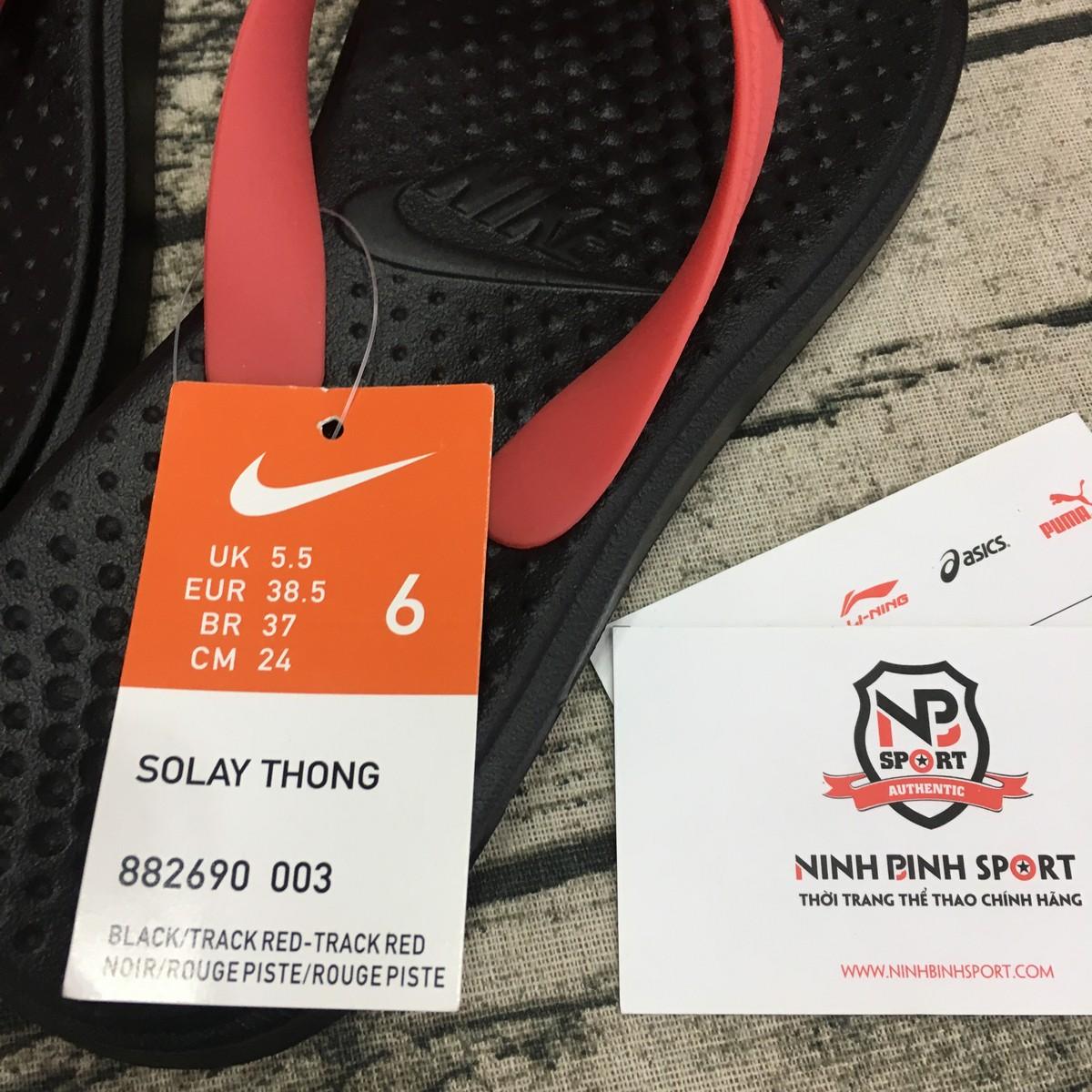 Tông thể thao nam Nike Solay Thong 882690-003