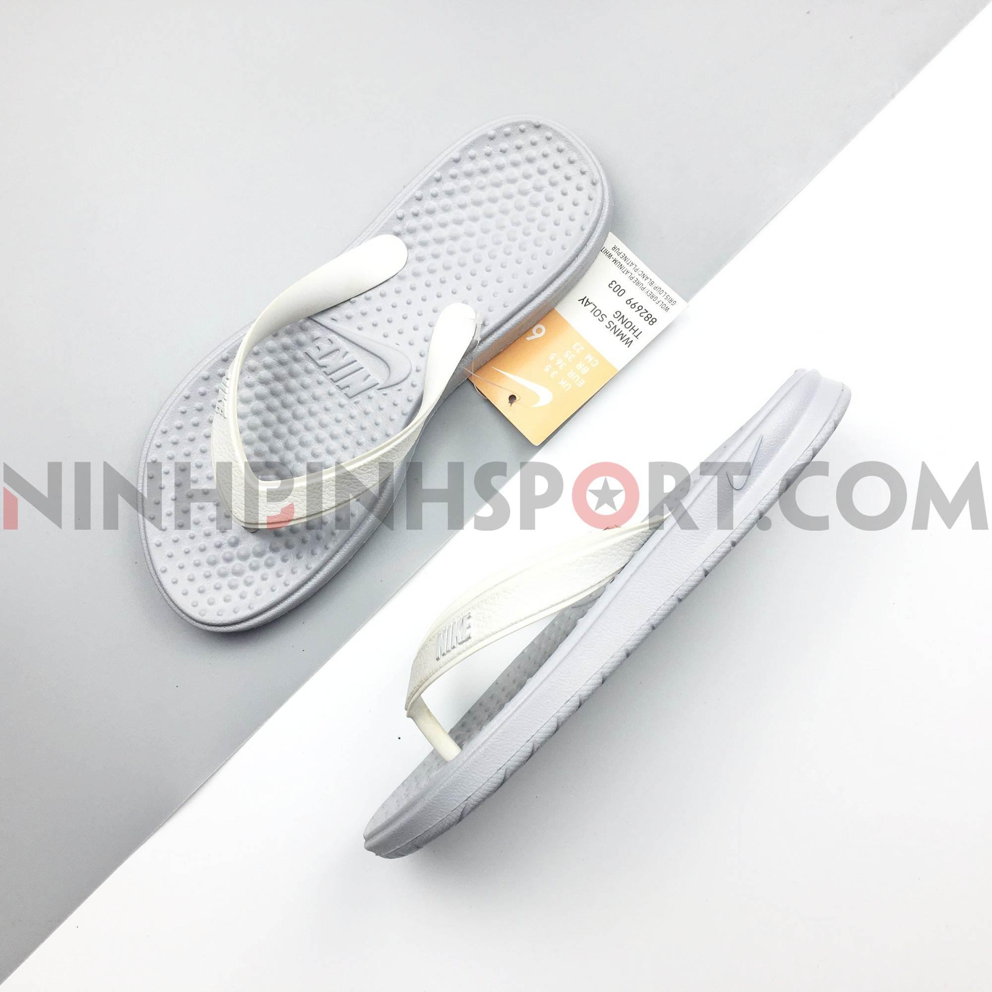 Tông thể thao nữ Nike Wmns Solay Thong 882699-003
