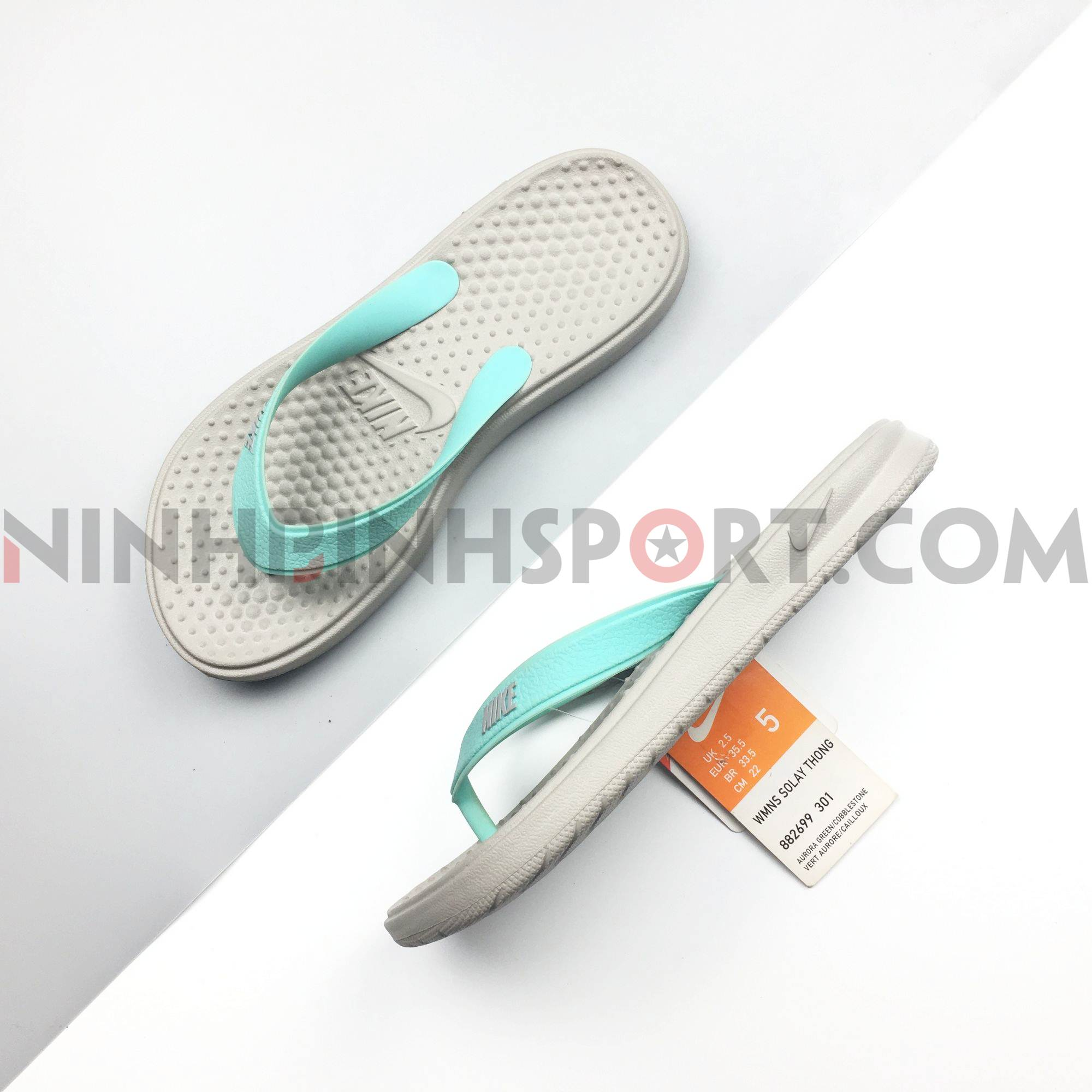 Tông thể thao nữ Nike Solay Thong 882699-301